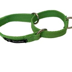 collar spun light green