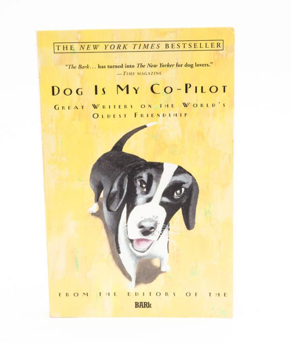 dog is my co-pilot book