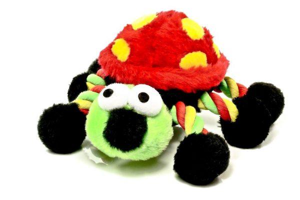 pup tug toy ladybug