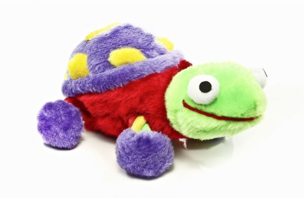 pup tug toy turtle