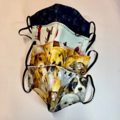 face-mask-dog print