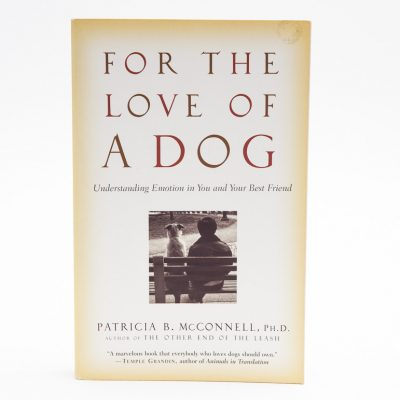 for the love of a dog book