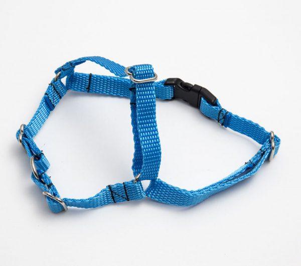 harness blue petite