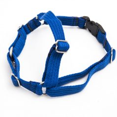 medium harness blue
