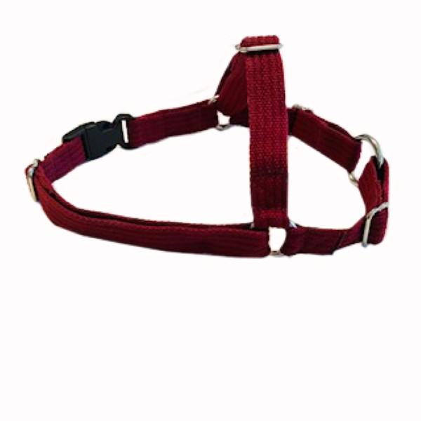 harness-maroon-x small