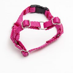 mini harness pink