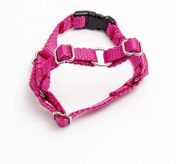 mini harness pink