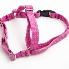 small harness pink